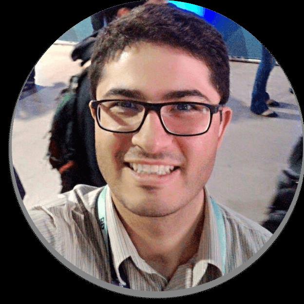 Fernando Barcellos - Analista de Marketing na Primesoft