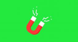Icone de atração para representar a nutrição de leads