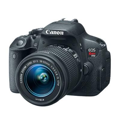 Câmera EOS Rebel T5i