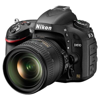 Câmera DSLR Nikon