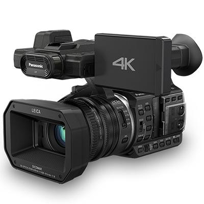 Filmadora 4k Panassonic
